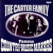 Click here for more info about 'The Carter Family - Famous Country-Music Makers'
