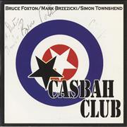 Click here for more info about 'The Casbah Club - Casbah Club EP - Autographed'