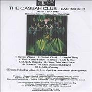 Click here for more info about 'The Casbah Club - Eastworld'