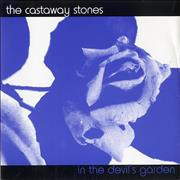 Click here for more info about 'The Castaway Stones - In The Devil's Garden - Red Vinyl'