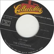 Click here for more info about 'The Castaways (60s) - Liar, Liar / Alley Oop'