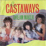 Click here for more info about 'The Castaways (70s) - Dream Maker'