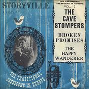 Click here for more info about 'The Cave Stompers - Broken Promises'