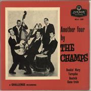Click here for more info about 'The Champs - Another Four By The Champs - Four Prong Centre'