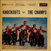 Click here for more info about 'The Champs - Knockouts By The Champs EP'