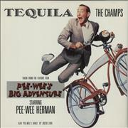 Click here for more info about 'The Champs - Tequila'