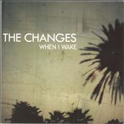 Click here for more info about 'The Changes - When I Wake - Clear vinyl'