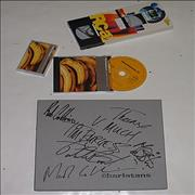 Click here for more info about 'The Charlatans (UK) - Between 10th & 11th - Fully Autographed Box'