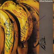 Click here for more info about 'The Charlatans (UK) - Between 10th And 11th - Autographed'