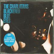 Click here for more info about 'The Charlatans (UK) - Blackened Blue Eyes'