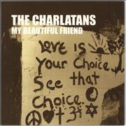 Click here for more info about 'The Charlatans (UK) - My Beautiful Friend'