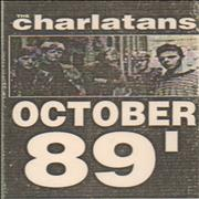 Click here for more info about 'The Charlatans (UK) - October 89' Demos'