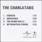 Click here for more info about 'The Charlatans (UK) - Us And Us Only Sampler'