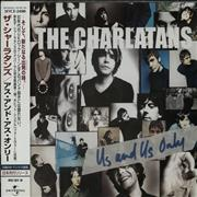 Click here for more info about 'The Charlatans (UK) - Us & Us Only'