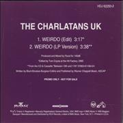Click here for more info about 'The Charlatans (UK) - Weirdo'