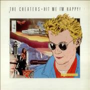 Click here for more info about 'The Cheaters - Hit Me I'm Happy!'