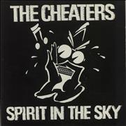 Click here for more info about 'The Cheaters - Spirit In The Sky - Blue Vinyl'