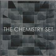 Click here for more info about 'The Chemistry Set - Time To Breathe - blue vinyl'