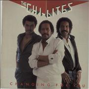 Click here for more info about 'The Chi-Lites - Changing For You'