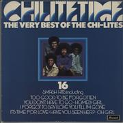 Click here for more info about 'The Chi-Lites - Chi-Lites - The Very Best Of The Chi-Lites'