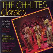 Click here for more info about 'The Chi-Lites - Chi-Lites Classics'