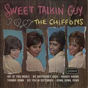 Click here for more info about 'The Chiffons - Sweet Talkin' Guy'