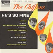 Click here for more info about 'The Chiffons - The Chiffons - He's So Fine'