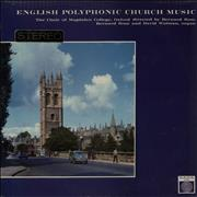 Click here for more info about 'The Choir Of Magdalen College, Oxford - English Polyphonic Church Music'