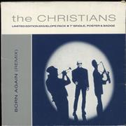 Click here for more info about 'The Christians - Born Again - envelope pack'