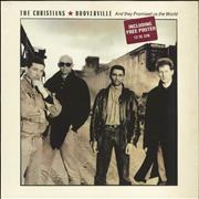 Click here for more info about 'The Christians - Hooverville (And They Promised Us The World) + Poster'