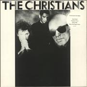 Click here for more info about 'The Christians - The Christians - Hype Stickered Sleeve'