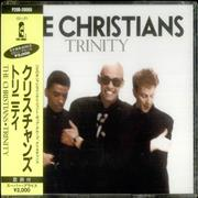 Click here for more info about 'The Christians - Trinity - Picture CD + Sealed'