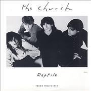 Click here for more info about 'The Church - Reptile'