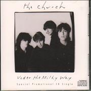 Click here for more info about 'The Church - Under The Milky Way - 1-trac Promo'
