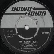 Click here for more info about 'The Cimarons - Oh' Mammy Blue'