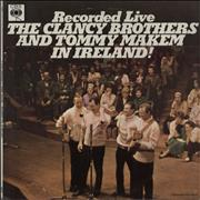 Click here for more info about 'The Clancy Brothers & Tommy Makem - Recorded Live In Ireland! - 2nd'