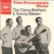 Click here for more info about 'The Clancy Brothers & Tommy Makem - Tim Finnegan's Wake'