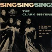 Click here for more info about 'The Clark Sisters - Sing, Sing, Sing'