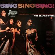Click here for more info about 'The Clark Sisters - Sing Sing Sing!'