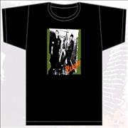 Click here for more info about 'The Clash - 1st Album T-Shirt - Small'