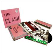 Click here for more info about 'The Clash - 5 Studio Album LP Set - Sealed'