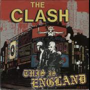 Click here for more info about 'The Clash - A Quantity Of Nine 7