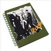 Click here for more info about 'The Clash - A5 Note Book'