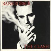 Click here for more info about 'The Clash - Bankrobber + Sleeve'
