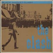 "The Clash Black Market Clash - EX USA 10"" vinyl"