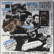 Click here for more info about 'Capital Radio - Punk Art Sleeve'