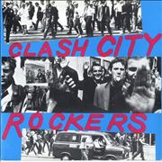 Click here for more info about 'The Clash - Clash City Rockers - P/S'