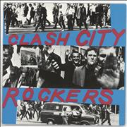 Click here for more info about 'The Clash - Clash City Rockers'