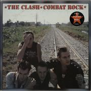 Click here for more info about 'The Clash - Combat Rock + Poster'