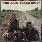 Click here for more info about 'The Clash - Combat Rock - 180gm'